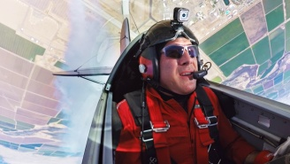 This Aerobatic Pilot Pushes The Limits Of Human Endurance
