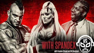 McMahonsplaining, The With Spandex Podcast Episode 10: Lucha Underground 4DX Red Carpet Special