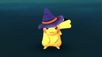 Pokemon Go's Handing Out Candy And Bringing In Ghosts For Halloween