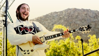 How Did Post Malone Go From 'One-Hit Wonder' To Record-Breaking Sensation?