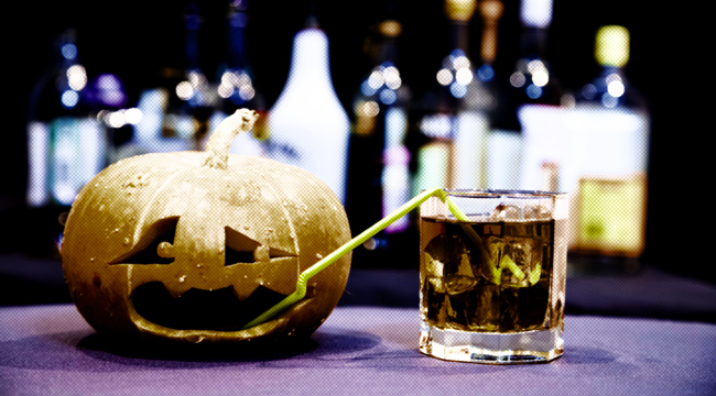 Get Your BOOze On Halloween With These Cocktail Recipes