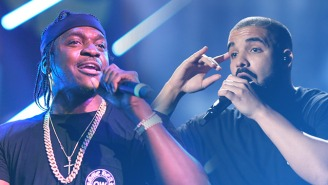 Drake Responds To Pusha T's 'Daytona' Disses With His Own Incisive Bars On 'Duppy Freestyle'