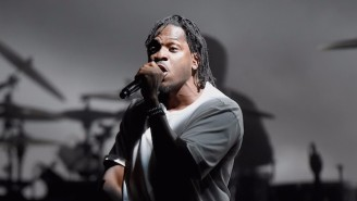Pusha T Jumped On The Remix To New GOOD Music Artist Valee's 'Miami' Banger