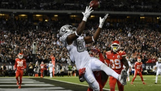 The Raiders And Chiefs Gave Us The NFL's Craziest Final Minute Of The Year