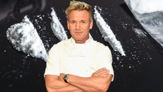 A Star Chef Is Openly Mocking Gordon Ramsay's 'War On Cocaine'