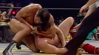 William Regal Recalled Getting Choked Out Cold By Antonio Inoki