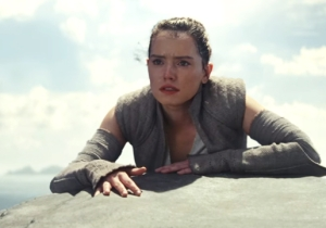 Peter Jackson Announces The Much-Anticipated Trailer That's Premiering Before 'The Last Jedi'