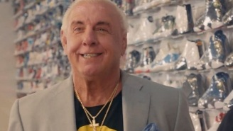 Ric Flair Loves That His '30 For 30′ Shines A Light On How Hard Wrestlers Work
