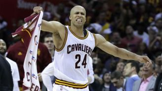 The Bucks And Nuggets Have Expressed Interest In Signing Richard Jefferson