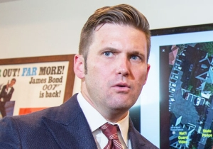 Nazi/White Supremacist Richard Spencer's University Of Florida Speech May Yield Thousands Of Protesters