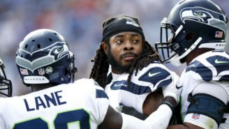 Richard Sherman Thinks That Fantasy Sports Make Players 'Less Like People' To Fans