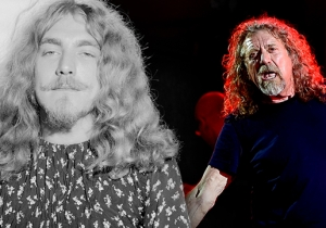 Robert Plant Opens Up About Led Zeppelin, The State Of The World, And His Killer New Album 'Carry Fire'