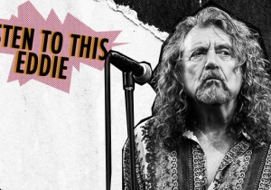 Listen To This Eddie: With 'Carry Fire' Robert Plant Proves He's The Most Vital Artist Of His Generation