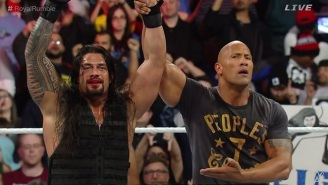 Roman Reigns Is Joining The Rock In The 'Fast & Furious' Cinematic Universe