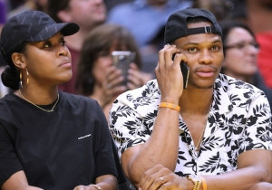 Russell Westbrook And Nick Collison's 'White Men Can't Jump' Halloween Costumes Are Amazing