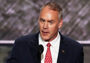 The Interior Department's Watchdog Has Launched An Investigation Into Ryan Zinke's Use Of Charter Jets