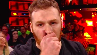 Sami Zayn Explained Why He Seemingly Went To The Dark Side At Hell In A Cell