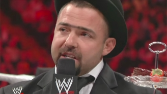 Santino Marella And Jim Cornette Got In A Heated Verbal Altercation