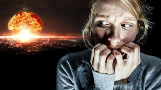 This Study Of Fear In 2017 Reveals What Really Scares Americans