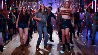 Haim's 'Little Of Your Love' Music Video Is A Line-Dancing Extravaganza