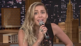 Watch Miley Cyrus Turn 'Bodak Yellow' Into A Vulnerable Pop Ballad With Jimmy Fallon