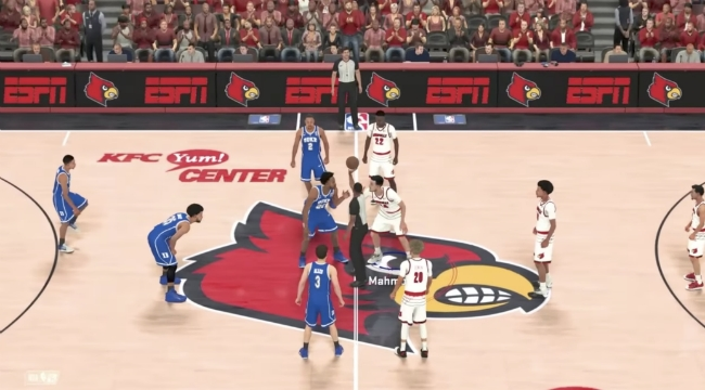 Here's How You Can Turn 'NBA 2K18' Into A College Basketball