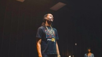 PartyNextDoor Has Been Arrested For Possession Of A Controlled Substance In New York