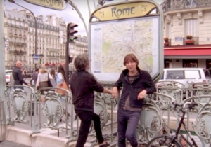 Phoenix Takes A Trip Through Europe In Their 16-Millimeter 'Ti Amo' Video