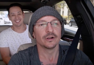Linkin Park's 'Carpool Karaoke' Episode With Chester Bennington Is Hard To Watch