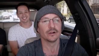 Linkin Park's 'Carpool Karaoke' Episode With Chester Bennington Is Hard To Watch