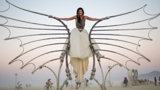 This Photographer's Burning Man Pics Hum With Electric Energy