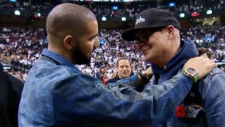 Drake Paid Tribute To Canadian Rock Legend Gord Downie: 'You Will Be Forever Treasured By This Country'