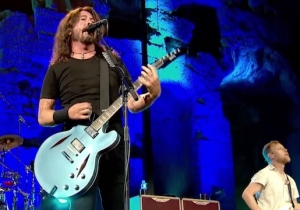 Foo Fighters Second Annual Cal Jam Festival Is Out To Prove Rock Ain't Dead