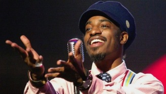 Andre 3000 Says He's Got 'Hours And Hours' Of Unheard Music Sitting Around On Hard Drives At Home