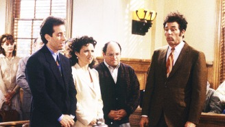 Jerry Seinfeld Has His Regrets About The 'Seinfeld' Finale: 'I Sometimes Think We Really Shouldn't Have Even Done It'