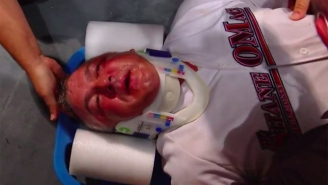 Shane McMahon May Have Sustained A Multitude Of Injuries At Hell In A Cell