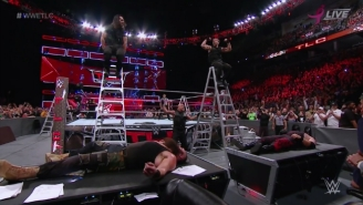 WWE TLC: Tables, Ladders & Chairs 2017 Results