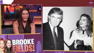 Brooke Shields Recalls The Creepy Way Donald Trump Asked Her Out In The '90s