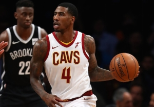The Cavaliers Will Be Without Iman Shumpert For At Least 5-7 Days
