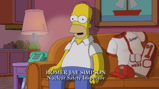 'The Simpsons' Is Celebrating 25 Years Of 'Homer At The Bat' With A 'Simpsonized' Documentary