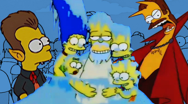 All 27 'Simpsons' 'Treehouse Of Horror' Episodes, Ranked