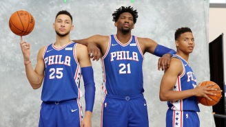 The 2017-18 Sixers Are A Study In Reckless Optimism