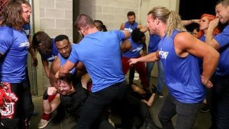 Dolph Ziggler Offered An Explanation For Why WWE Smackdown Invaded Raw