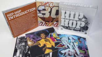 The Smithsonian Launched A Kickstarter Campaign To Release A Massive Anthology Of Classic Hip-Hop