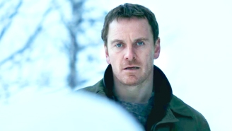 'The Snowman' Is A Grim, Dim, Snowbound Thriller