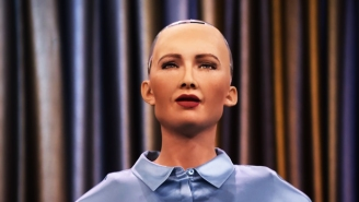 Saudi Arabia Is The First Nation To Grant A Robot Citizenship