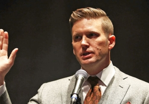 Three Richard Spencer Supporters Were Charged With Attempted Homicide After Gunfire Erupted During An Argument