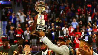 Jerry Stackhouse's Journey From The NBA To Becoming A G-League Champion Coach
