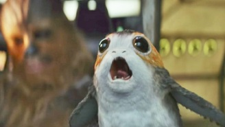'Star Wars: The Last Jedi' Creature Creator Reveals More About Those Adorable Porgs