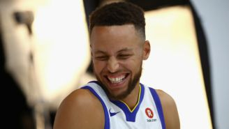 Stephen Curry's Wife Ayesha Let It Slip That The NBA MVP Has A Foot Fetish